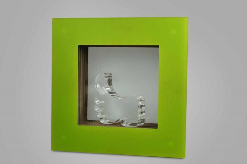 Troglass Led Cast Acrylic Sheet Optimized For Led Lights